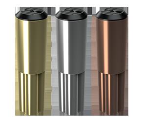 PVD (Silver, Gold, Copper)
