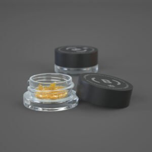 CR Round Concentrate Jar