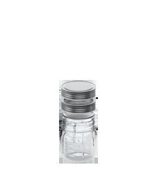 2.5 oz Round Mason Jar
