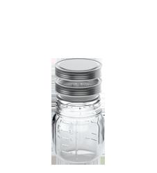 8 oz Round Mason Jar