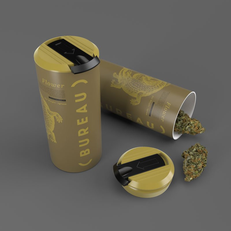 CR Cannabis Packaging