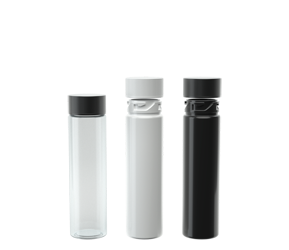 3.5 Inch Plastic Vape Container eBottles