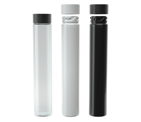 5 Inch Plastic Vape Container eBottles