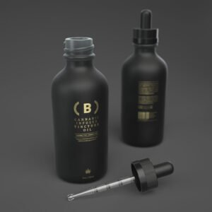 CR Tincture Bottle