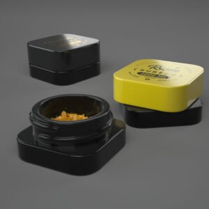 CR Square Concentrate Jar